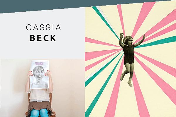 tableaux de l'artiste Cassia Beck