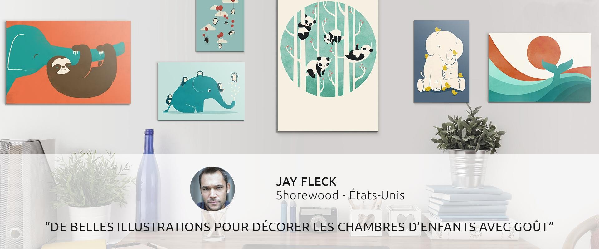 artiste Jay Fleck