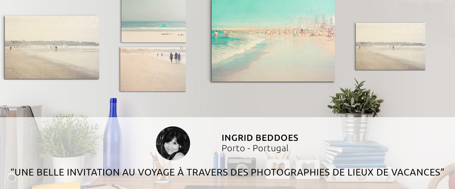 artiste Ingrid Beddoes