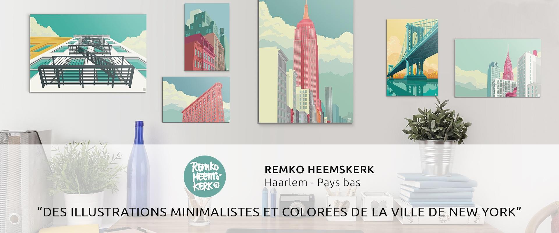 artiste Remko Heemskerk